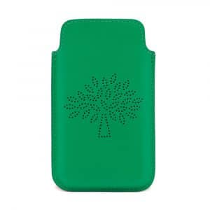 Mulberry Jungle Green Blossom iPhone Cover
