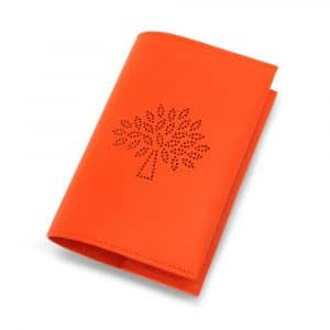 Mulberry Mandarin Blossom Passport Cover
