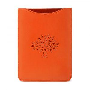Mulberry Mandarin Blossom iPad Mini Sleeve