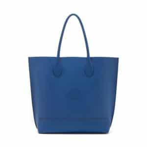 Mulberry Sea Blue Blossom Tote Bag