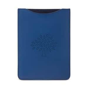 Mulberry Sea Blue Blossom iPad Mini Sleeve