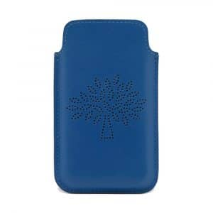 Mulberry Sea Blue Blossom iPhone Cover