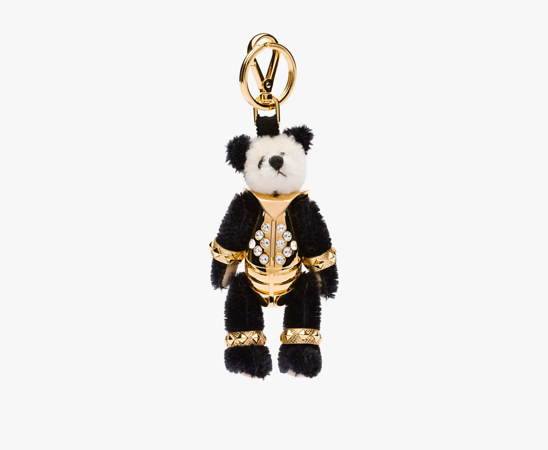 Prada Trick Bear Charms for Holiday 2014 Collection | Spotted Fashion
