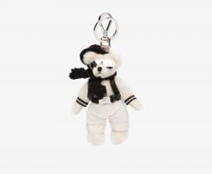 Prada Franz Fur Bear Charm