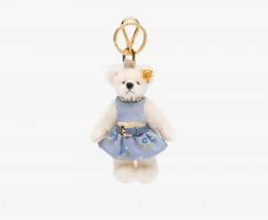 Prada Olivia Fur Bear Charm