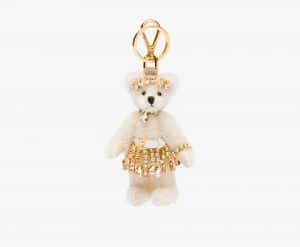 Prada Renee Fur Bear Charm