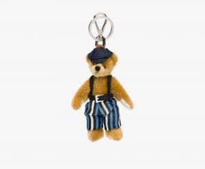 Prada Tom Fur Bear Charm