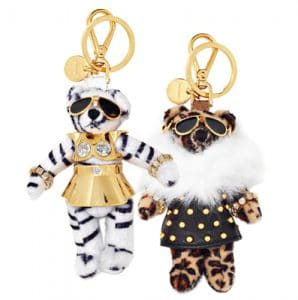 Prada Trick Bears - Zaza and Mimi