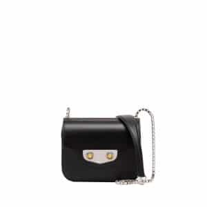 Balenciaga Black Neo Classic Chain Mini Bag