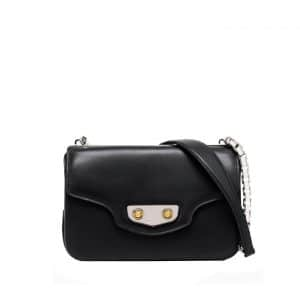 Balenciaga Black Neo Classic Chain S Bag