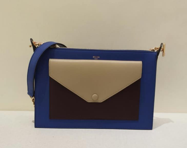 Celine Tricolor Bags from Cruise 2015 | Spotted Fashion