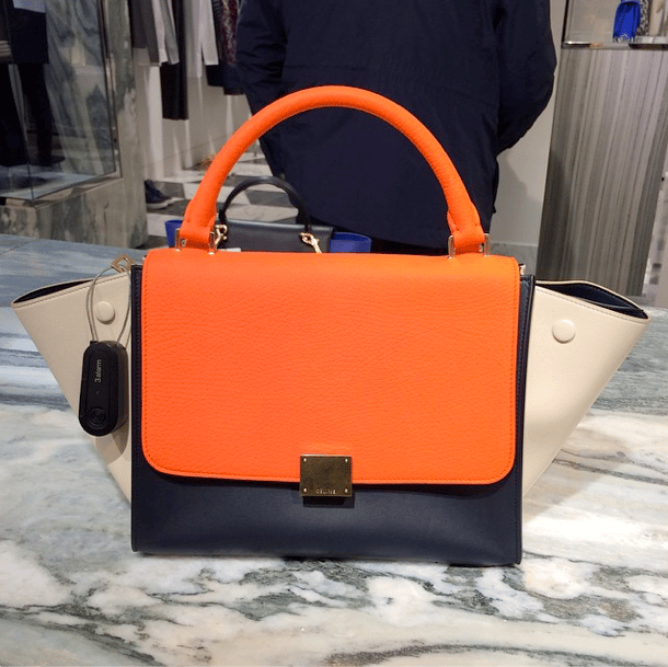 singapore fake bags - Celine Tricolor Bags from Cruise 2015 | Spotted Fashion