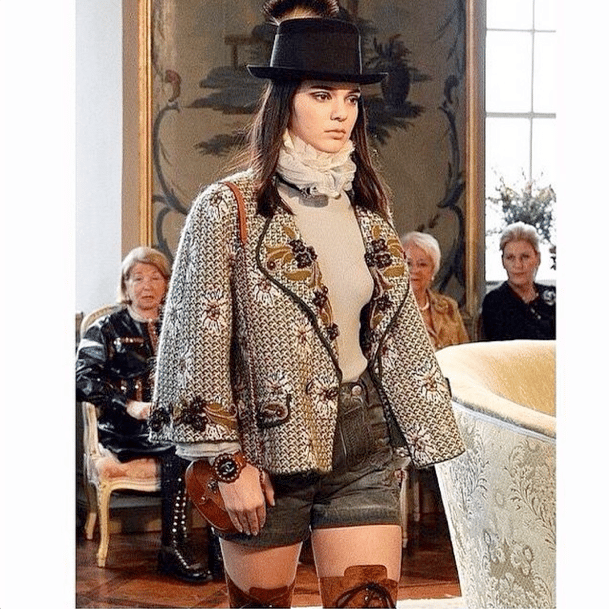33aaafd5d828 Chanel Métiers d'Art Pre-Fall 2015 Runway Collection   Spotted Fashion