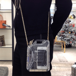 Chanel Plexiglass Dubai By Night Jerrycan Bag 2
