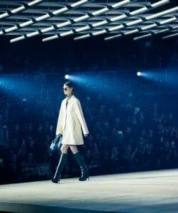 Dior Black Lady Dior Micro Bag - Pre-Fall 2015