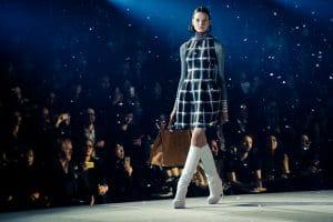 Dior Brown Suede Diorissimo Tote Bag - Pre-Fall 2015