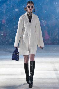 Dior Metallic Blue Lady Dior Micro Bag - Pre-Fall 2015