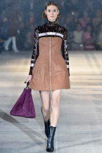 Dior Violet Suede Tote Bag 2 - Pre-Fall 2015