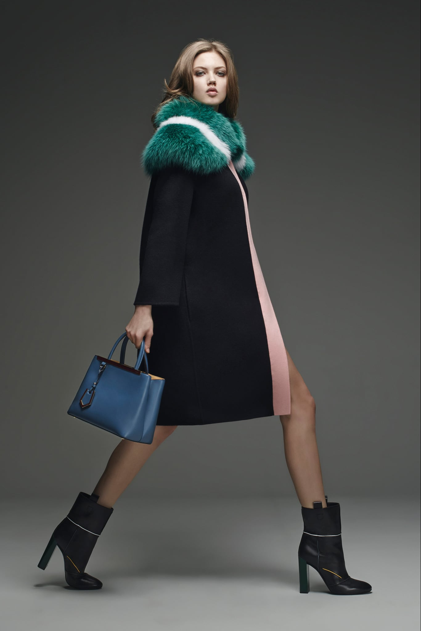 2015 Fall Winter 2016 Fashion Trends For Teens: Fendi Pre-Fall 2015 Lookbook Collection