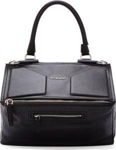 Givenchy Black 3d Animation Pandora Bag