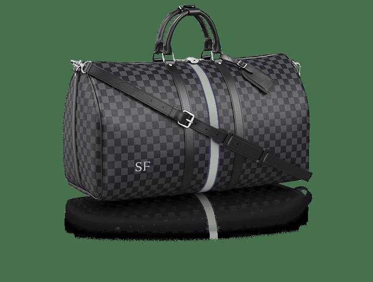 wholesale dealer 99769 30219 Louis Vuitton Mon Monogram Damier Graphite Reference Guide   Spotted ...