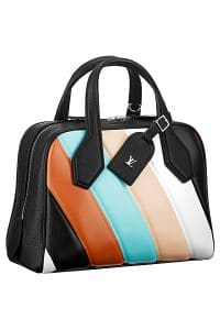 Louis Vuitton Multicolor Stripes Sport Dora Souple BB Bag - Spring 2015