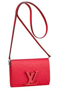 Louis Vuitton Red Epi Louise PM Bag - Spring 2015