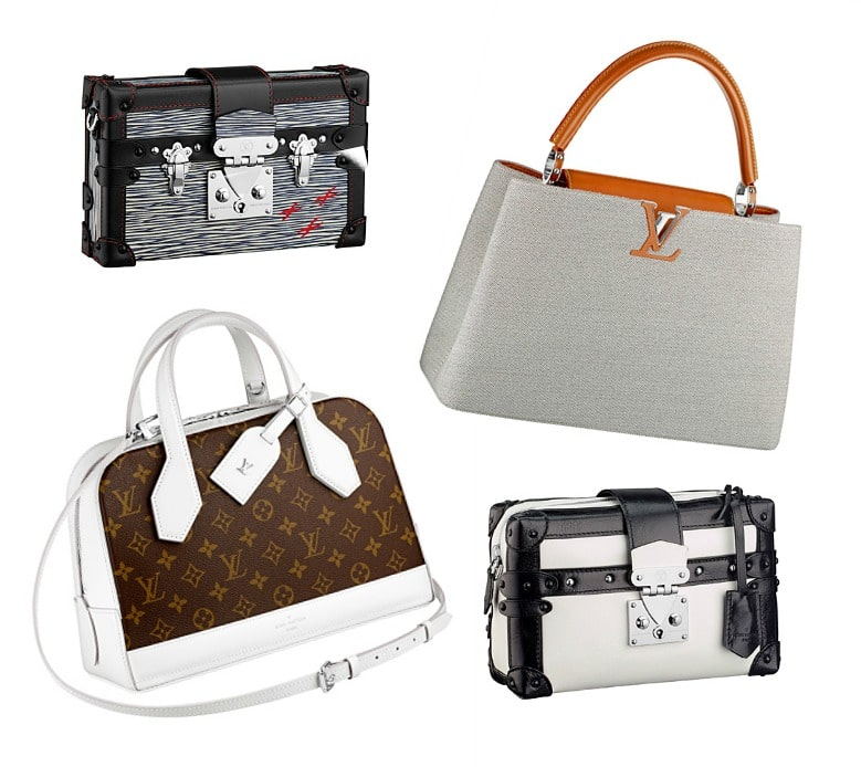 Louis Vuitton Spring   Summer 2015 Bag Collection featuring new ... 67271f9b6d