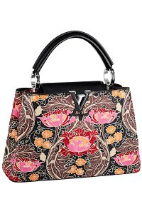 Louis Vuitton Wildflower Capucines Tote Bag - Spring 2015