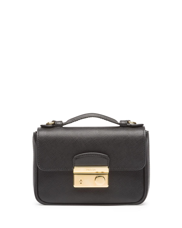 Prada Saffiano Mini Bag Reference Guide | Spotted Fashion