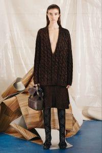 Proenza Schoulder Brown Python Kent Satchel Bag - Pre-Fall 2015