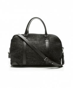 Proenza Schouler Black Felt Bergen Bag