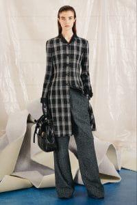 Proenza Schouler Black Kent Satchel Bag 2 - Pre-Fall 2015