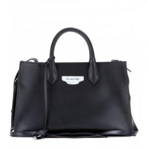 Balenciaga Black Nude XS Tote Bag - Cruise 2015