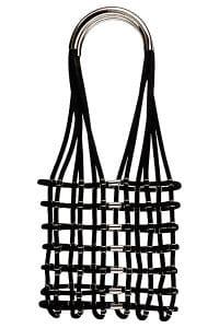 Balenciaga Black Rope Bag