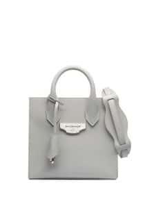 Balenciaga Metal Grey Nude All Afternoon Mini Bag