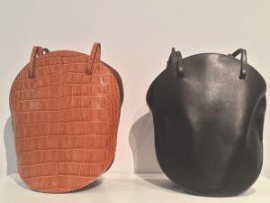 Celine Bell Shaped Bags - Spring 2015
