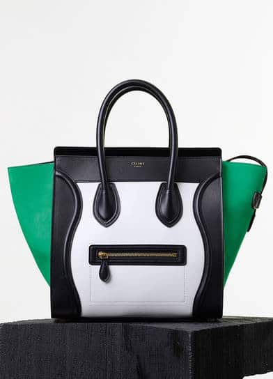 Celine Spring   Summer 2015 Bag Collection featuring The Curved Bag ... 07ac97d76cca9
