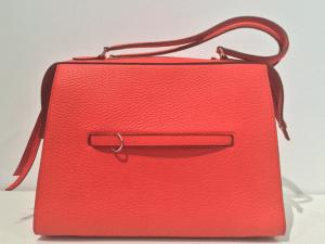Celine Red Ring Bag - Spring 2015