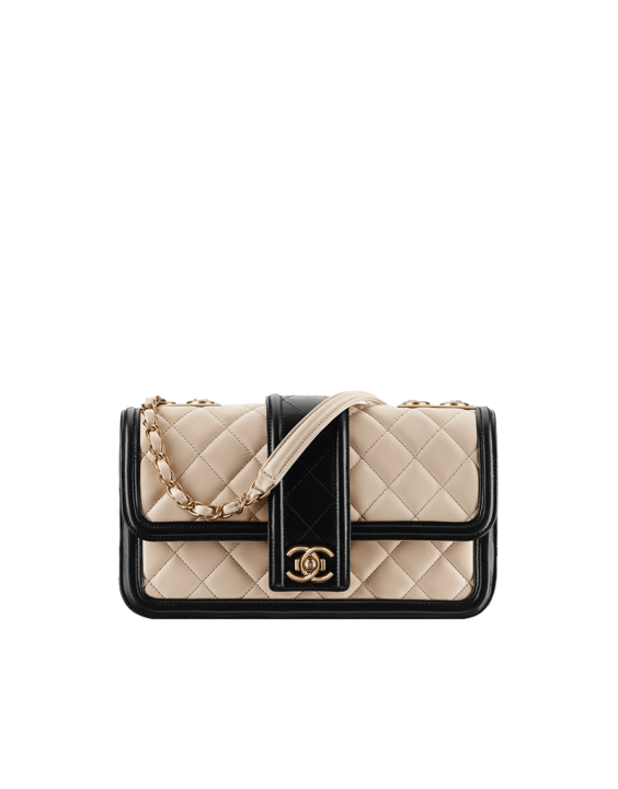 Chanel Spring / Summer 2015 Act 1 Bag Collection featuring Vintage ...
