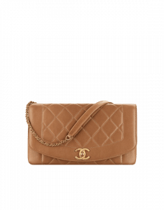 Chanel Tan Vintage Chic Flap Bag - Spring 2015 Act 1