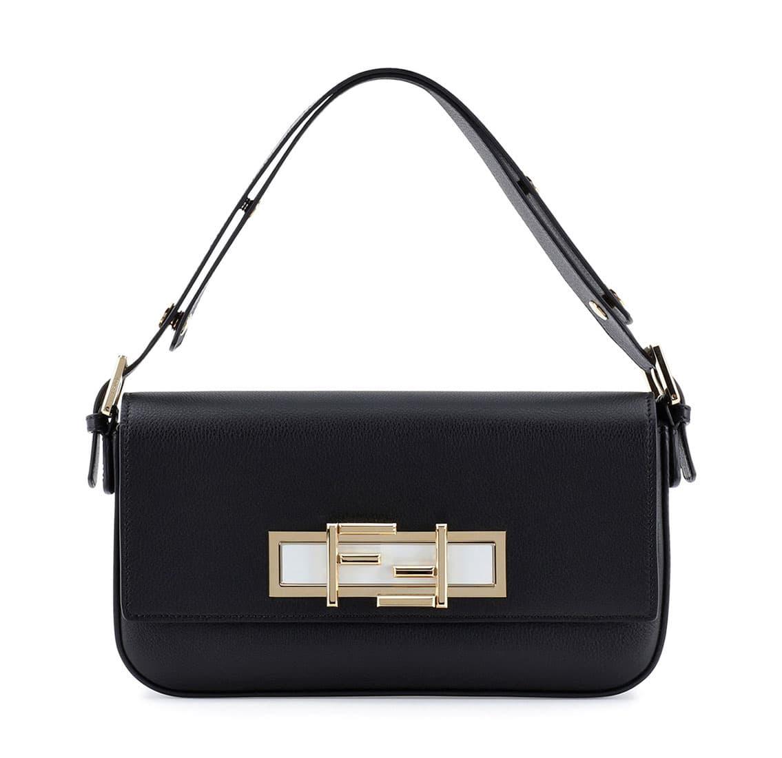 Fendi 3Baguette Shoulder Flap Bag Reference Guide ...