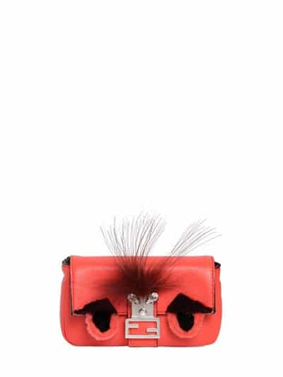 Fendi Spring/Summer 2015 Bag Collection featuring Micro Monster ...