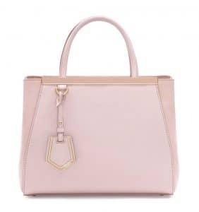 Fendi Light Pink 2Jours Mini Bag