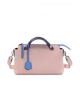 Fendi Light Pink/Light Blue By The Way Small Bag