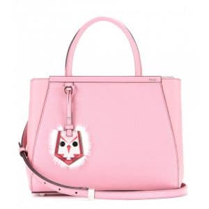 Fendi Pink 2Jours Small Bag - Cruise 2015