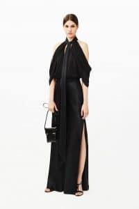Givenchy Black Crocodile Mini Shoulder Bag - Pre-Fall 2015