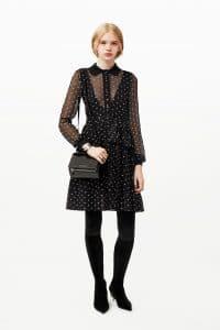 Givenchy Black Pandora Box Mini Bag - Pre-Fall 2015