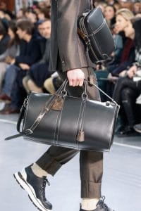 Louis Vuitton Black Messenger/Keepall Bags 2 - Fall 2015