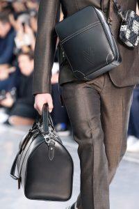 Louis Vuitton Black Messenger/Keepall Bags - Fall 2015
